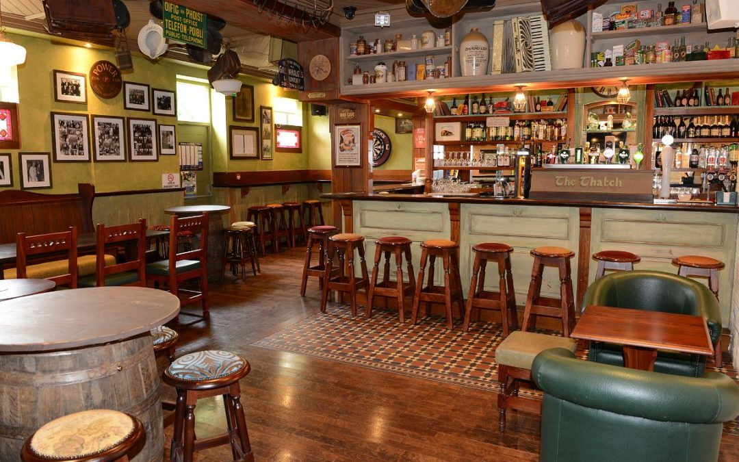 Irish Pubs Globally and St. Patrick's Day