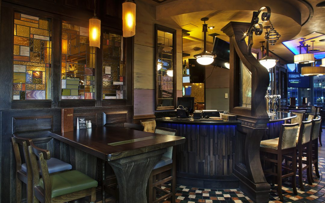 Mahony and Sons Irish Pubs Canada by the Irish Pub Company and McNally Design