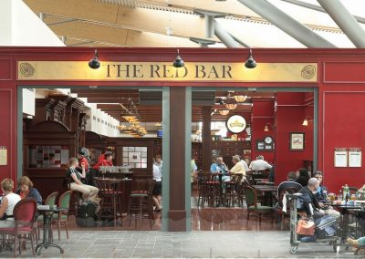 Red Bar Cork Airport
