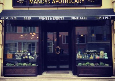 Mandy's Apothecary