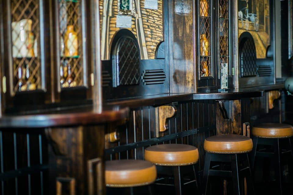 Duffys Irish Pub Macau China by the Irish Pub Company and McNally Design
